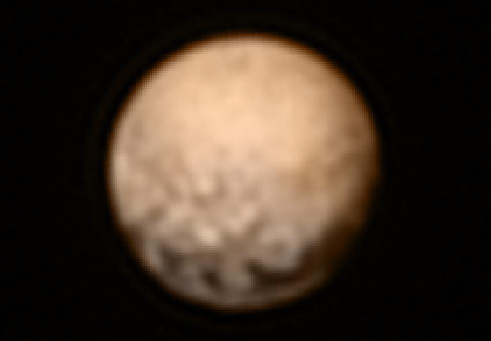 Новые фотографии Плутона от New Horizons (от 3 июля) - 3