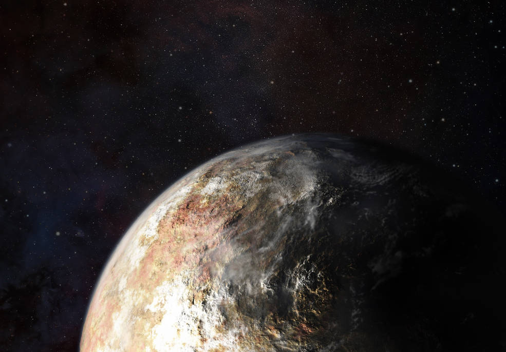 Новые фотографии Плутона от New Horizons (от 3 июля) - 1