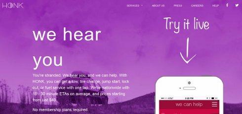 Разработан онлайн сервис для помощи автомобилистам