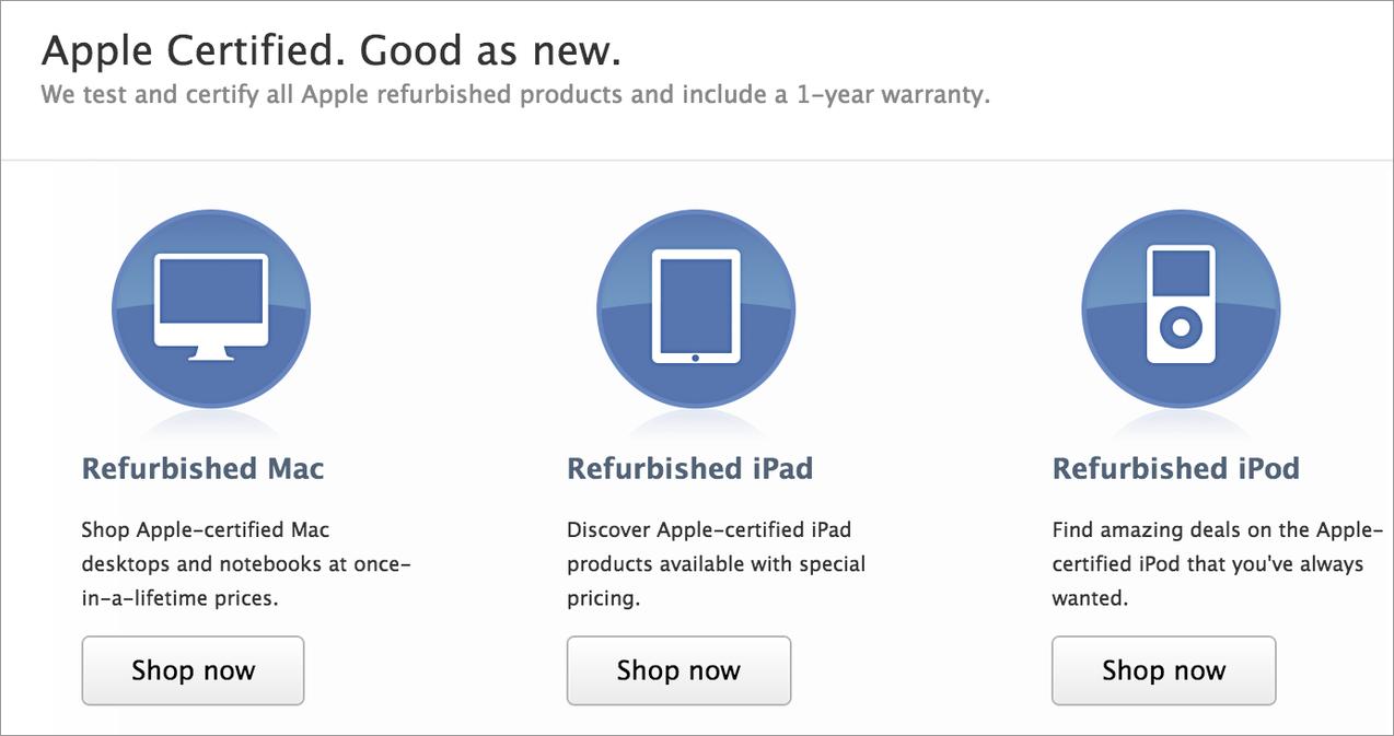 Refurbished — восстановленная электроника. Стоит ли покупать? - 2