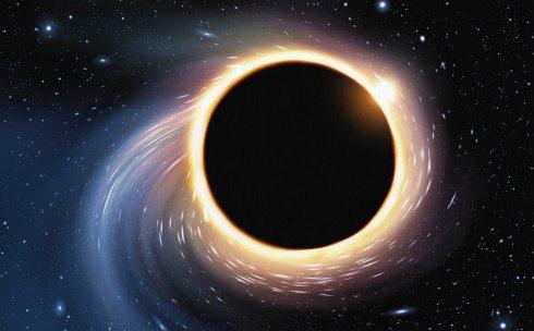 Что произойдет с человеком, попавшим в черную дыру