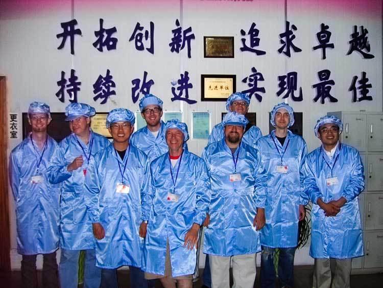 Хакспейсы набирают обороты в Китае. Премьер-министр Китая посетил хакспейс в Шэньчжэне - 5
