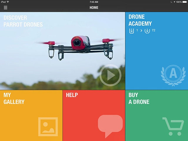 Игрушка для взрослых детей – обзор Parrot Bebop Drone - 10