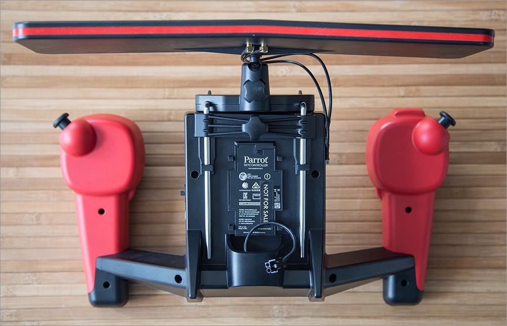 Игрушка для взрослых детей – обзор Parrot Bebop Drone - 6