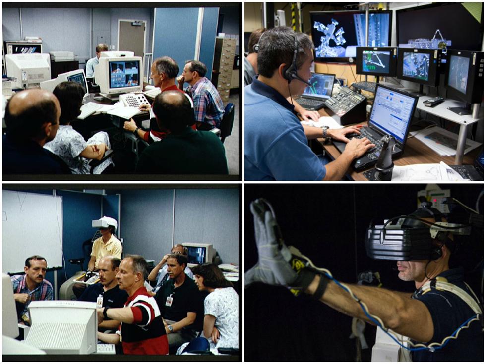 Как в НАСА виртуальная реальность помогает не уплыть в открытый космос - 3
