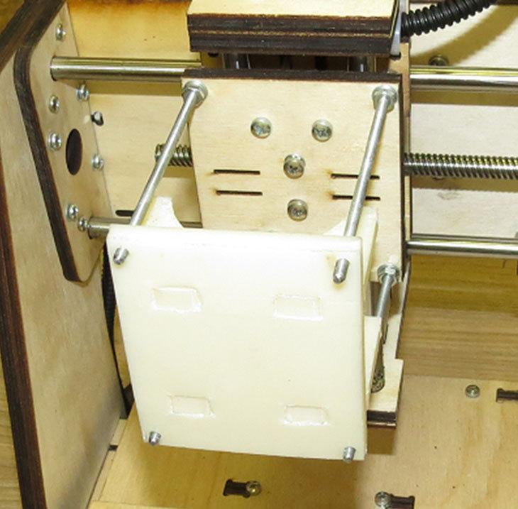 Простой и недорогой 3-х осевой фрезерный станок с ЧПУ - 4