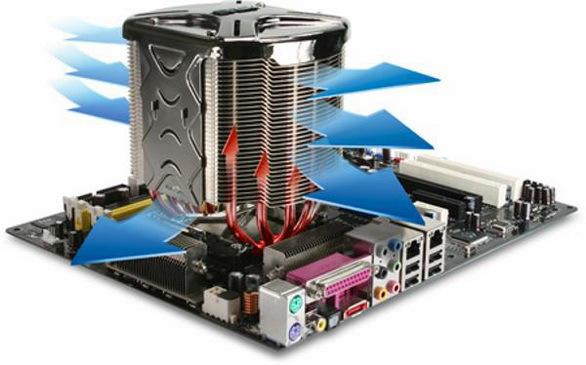 Система охлаждения компьютера - 8