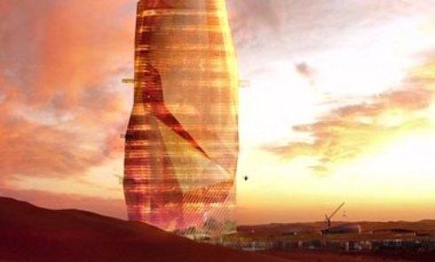 В Сахаре хотят построить вертикальный город