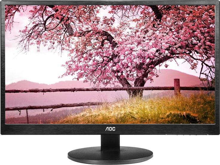 В мониторе AOC U2870VQE используется 28-дюймовая панель 4К со временем отклика 1 мс