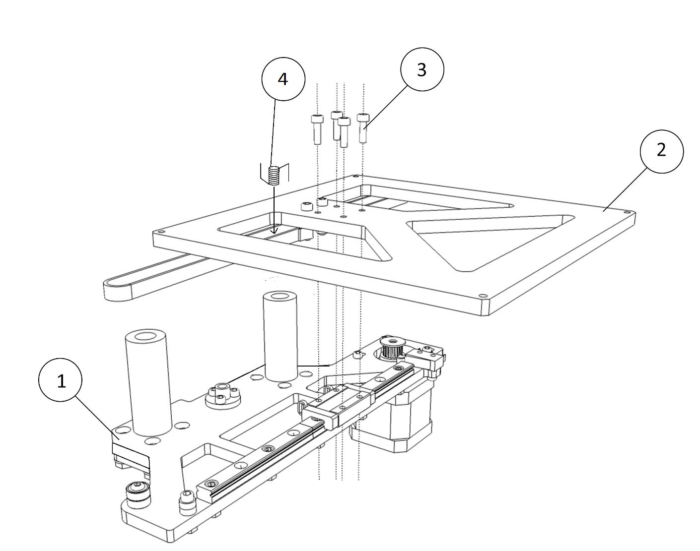 Инструкция по сборке 3D принтера Prism Uni(часть 1-механика) - 11
