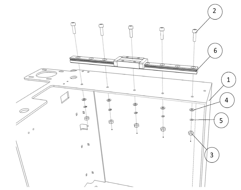 Инструкция по сборке 3D принтера Prism Uni(часть 1-механика) - 14