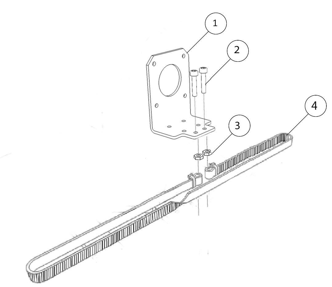 Инструкция по сборке 3D принтера Prism Uni(часть 1-механика) - 18