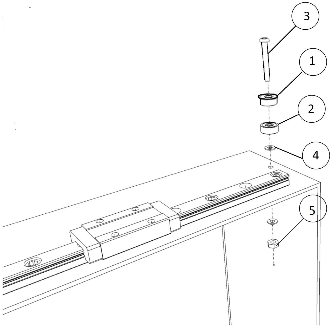 Инструкция по сборке 3D принтера Prism Uni(часть 1-механика) - 19