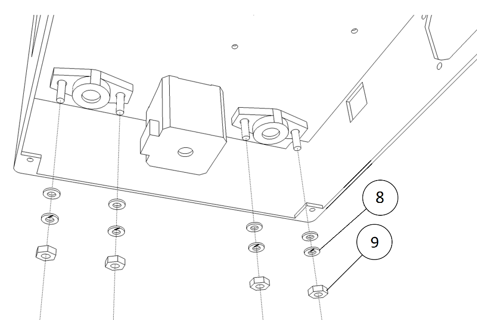 Инструкция по сборке 3D принтера Prism Uni(часть 1-механика) - 30
