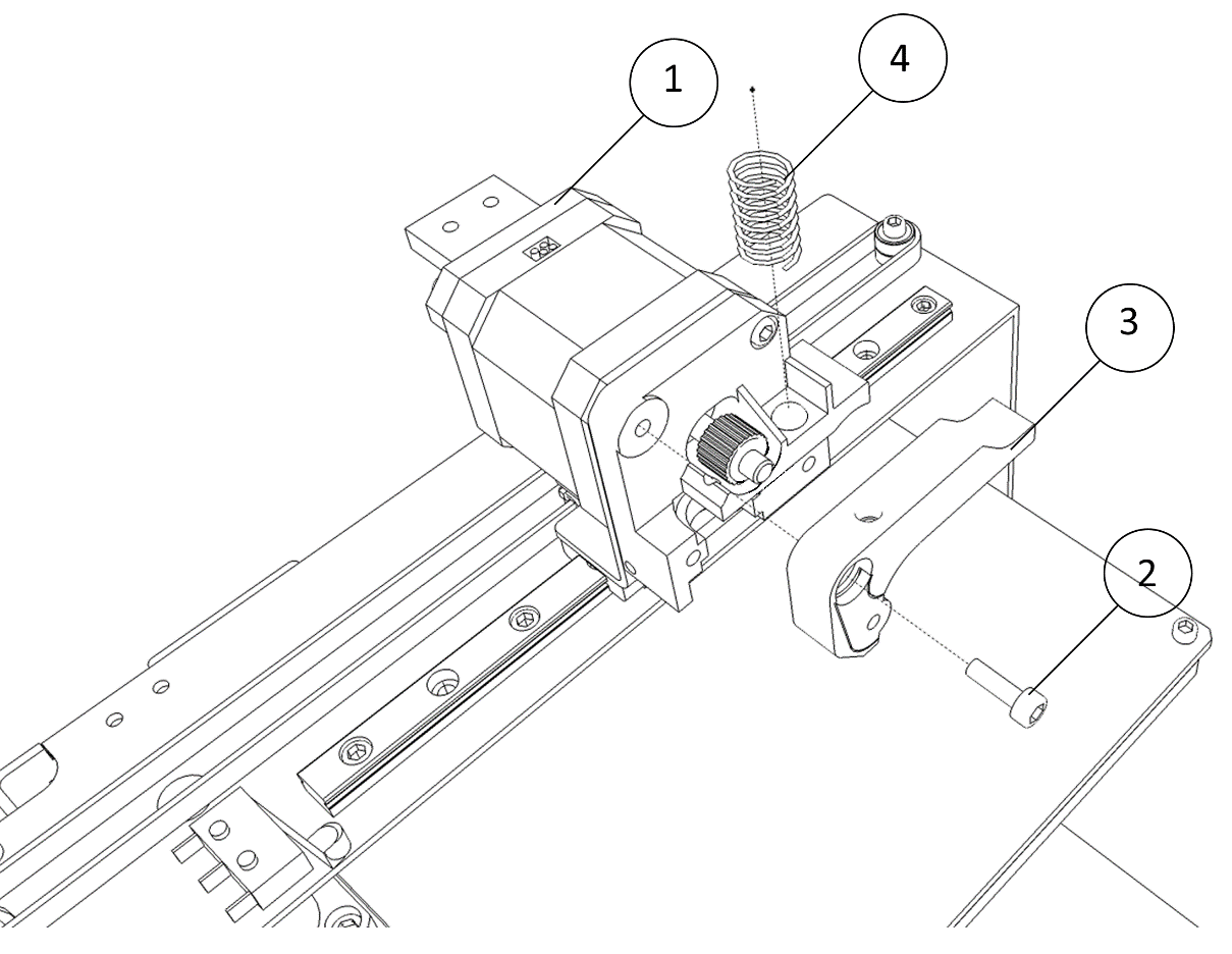 Инструкция по сборке 3D принтера Prism Uni(часть 1-механика) - 36