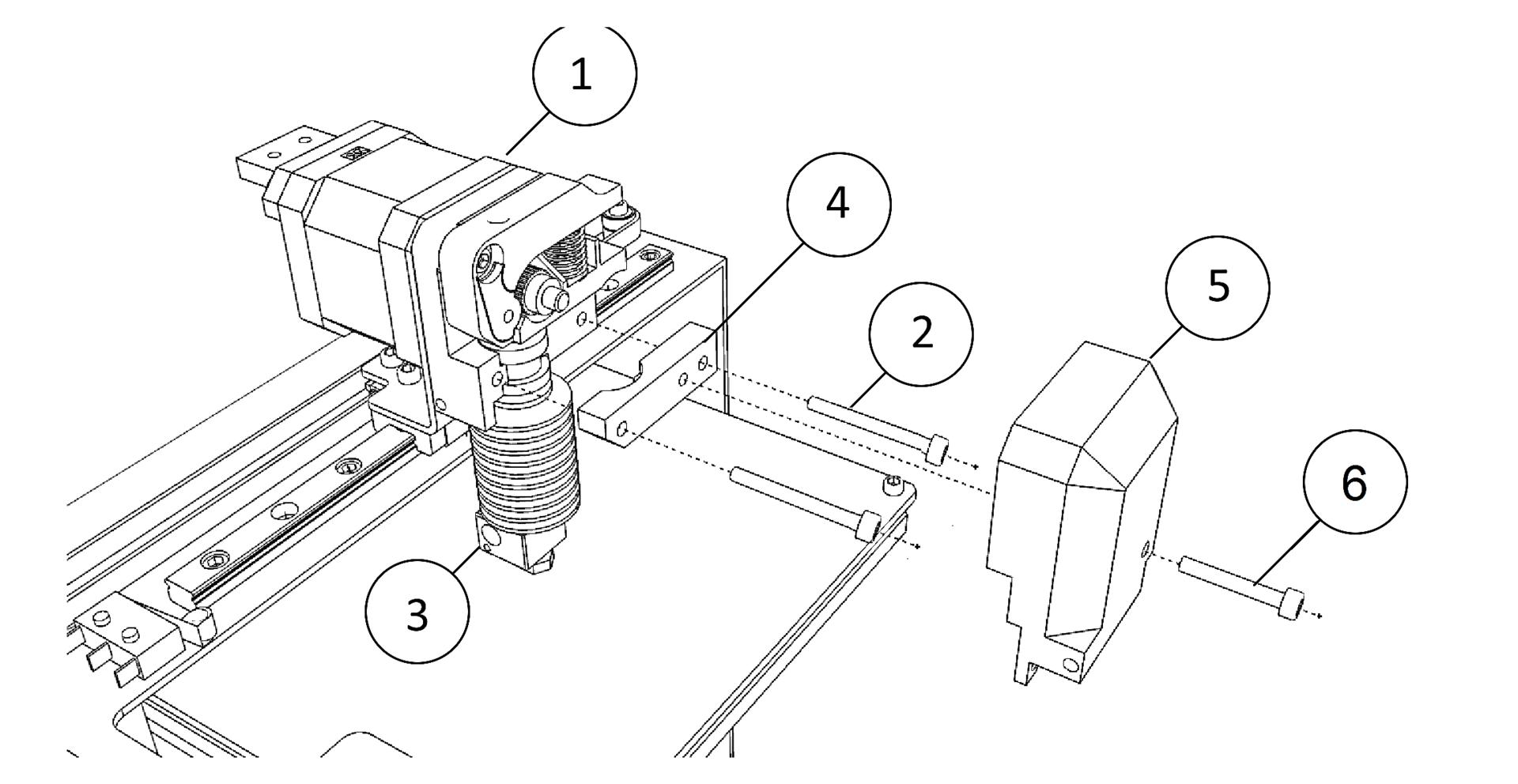 Инструкция по сборке 3D принтера Prism Uni(часть 1-механика) - 37