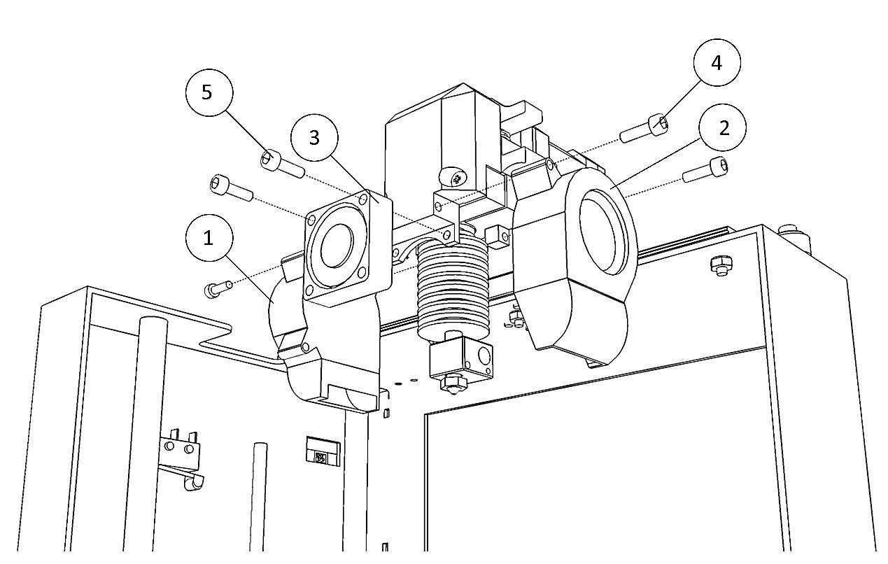 Инструкция по сборке 3D принтера Prism Uni(часть 1-механика) - 39