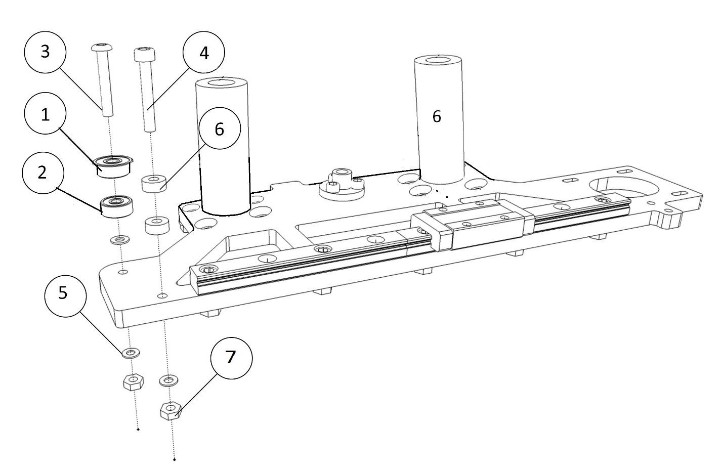 Инструкция по сборке 3D принтера Prism Uni(часть 1-механика) - 4