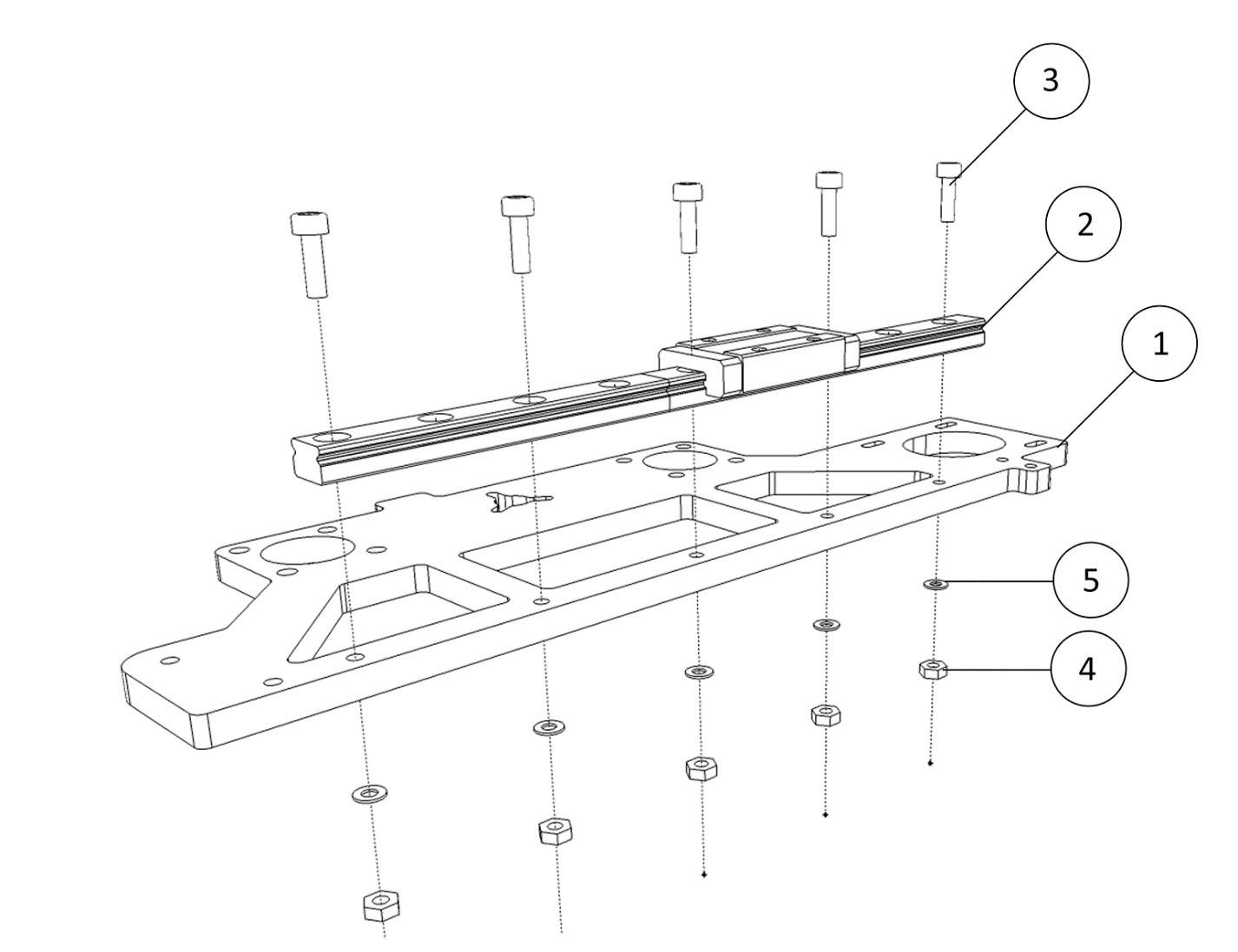Инструкция по сборке 3D принтера Prism Uni(часть 1-механика) - 1