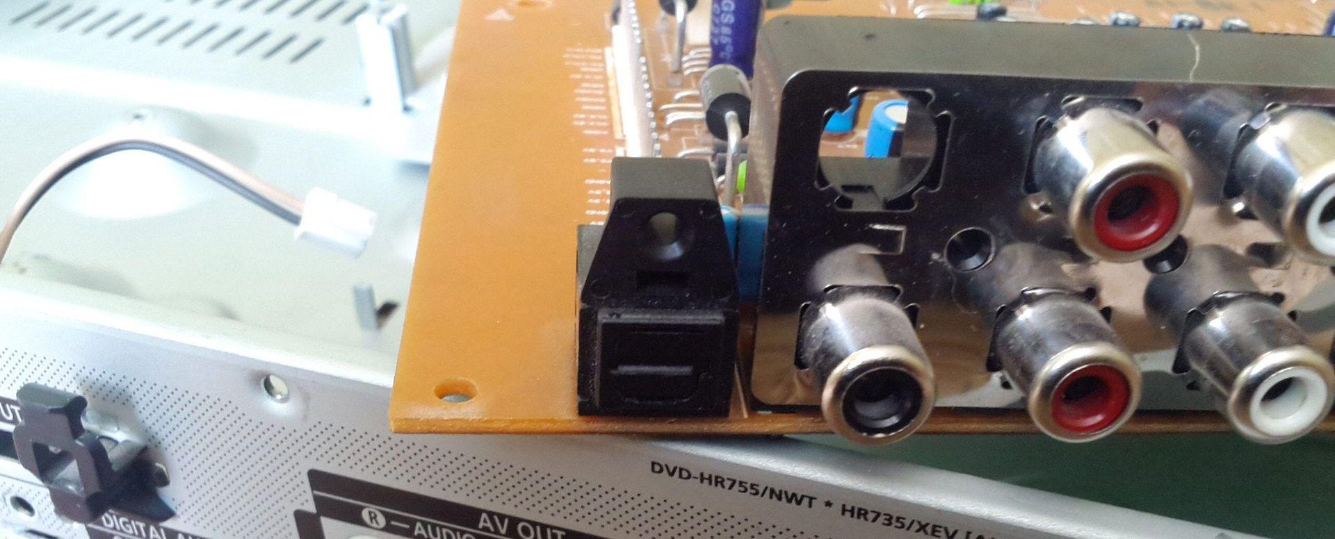 Оптический S-PDIF для ПК своими руками - 2