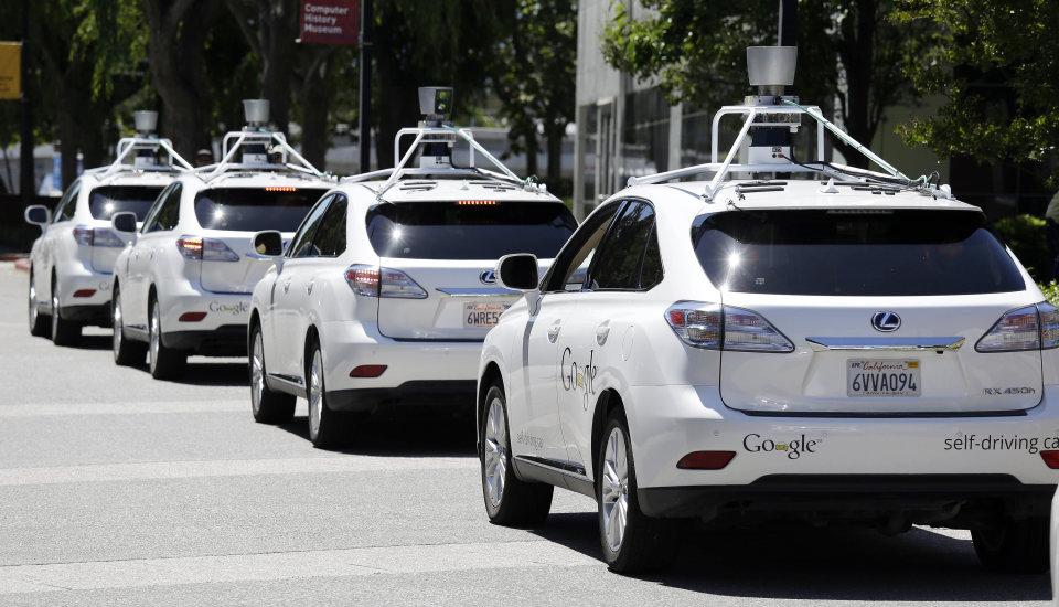 Google выпустил свои роботизированные автомобили на дороги Остина, Техас - 1