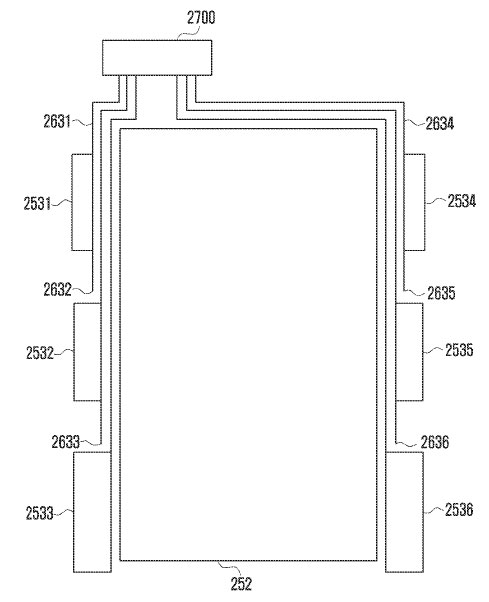 Samsung предлагает использовать сенсорные площадки по периметру экрана смартфона как «невидимые кнопки»