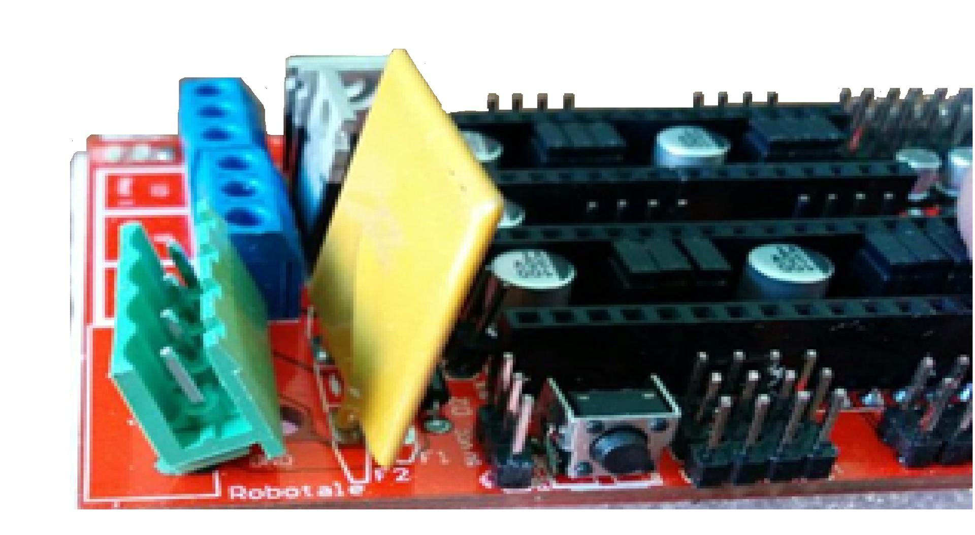 Инструкция по сборке 3D принтера Prism Uni(часть 2-электрика) - 12