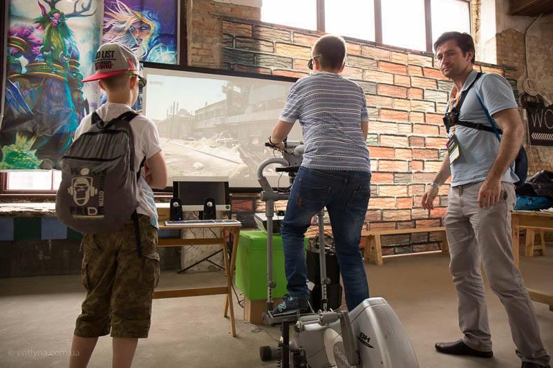 Как прошел первый в Украине фестиваль творчества и инноваций Make It Show - 11