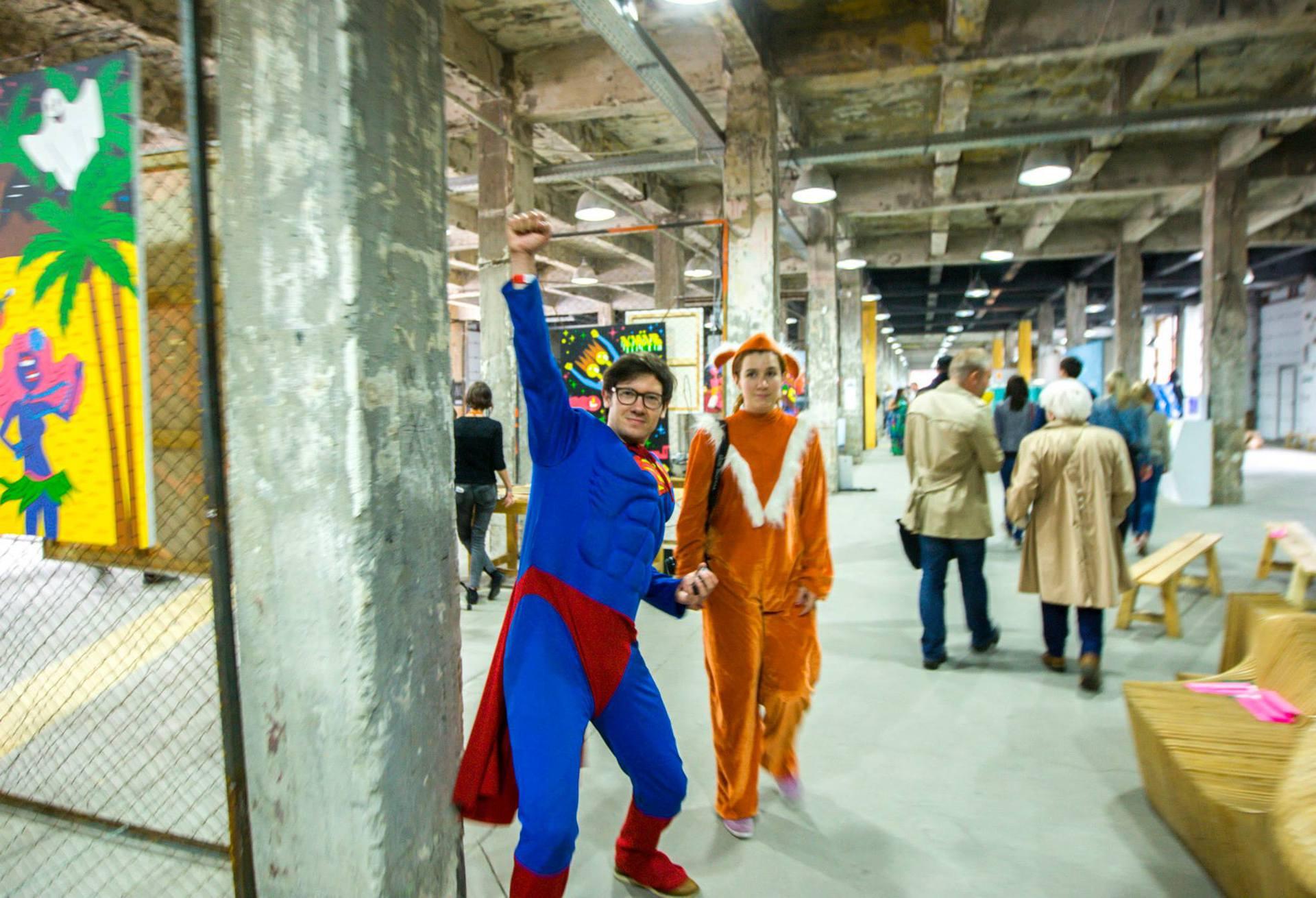 Как прошел первый в Украине фестиваль творчества и инноваций Make It Show - 16