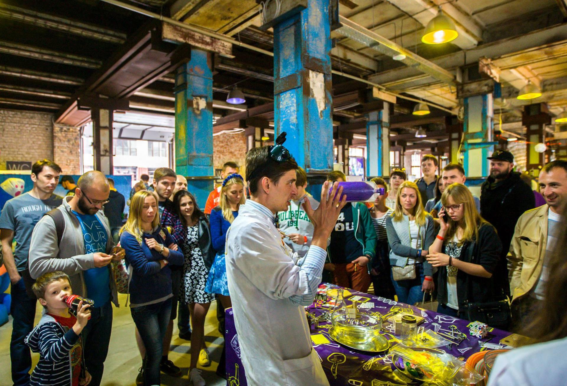Как прошел первый в Украине фестиваль творчества и инноваций Make It Show - 2