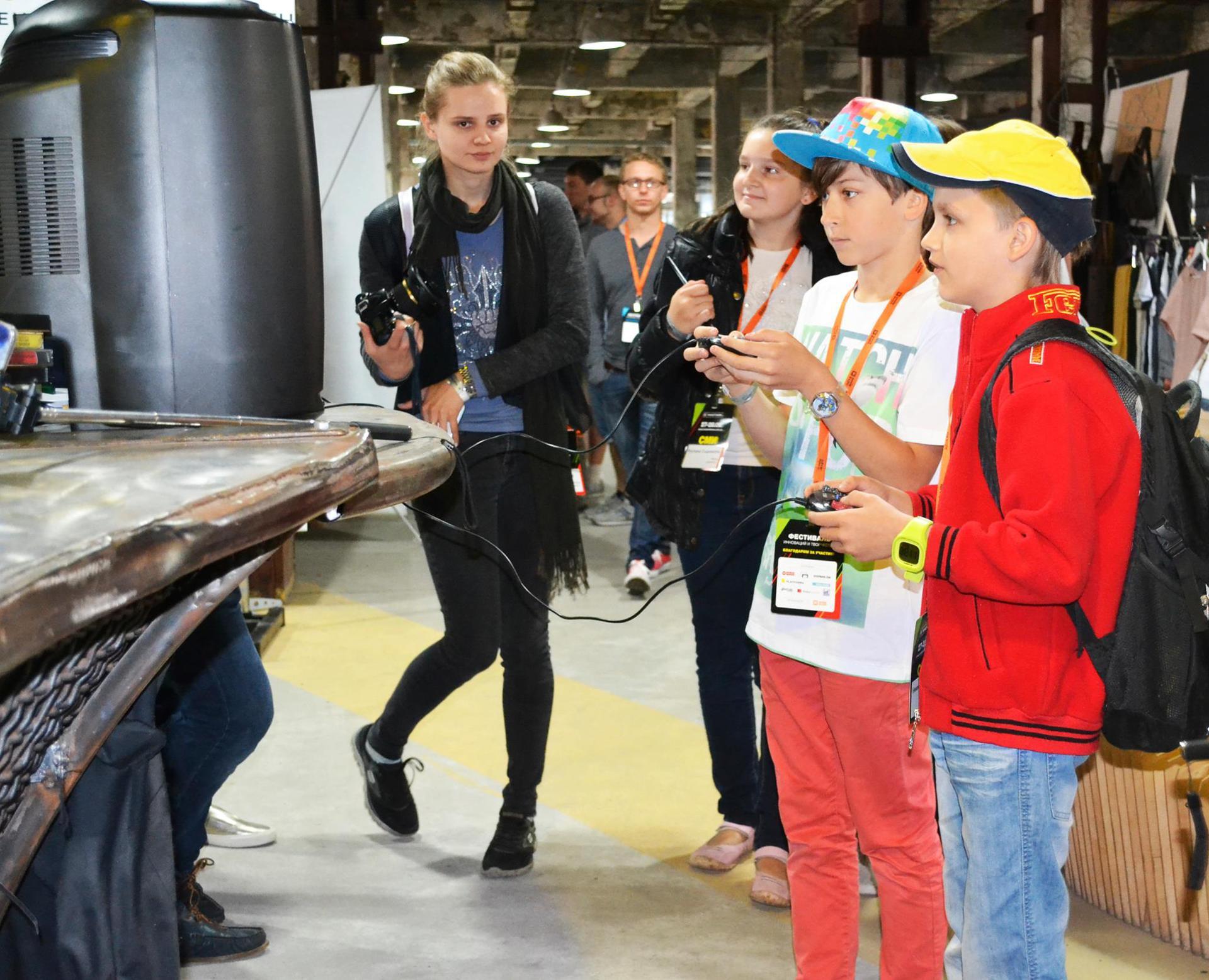 Как прошел первый в Украине фестиваль творчества и инноваций Make It Show - 22