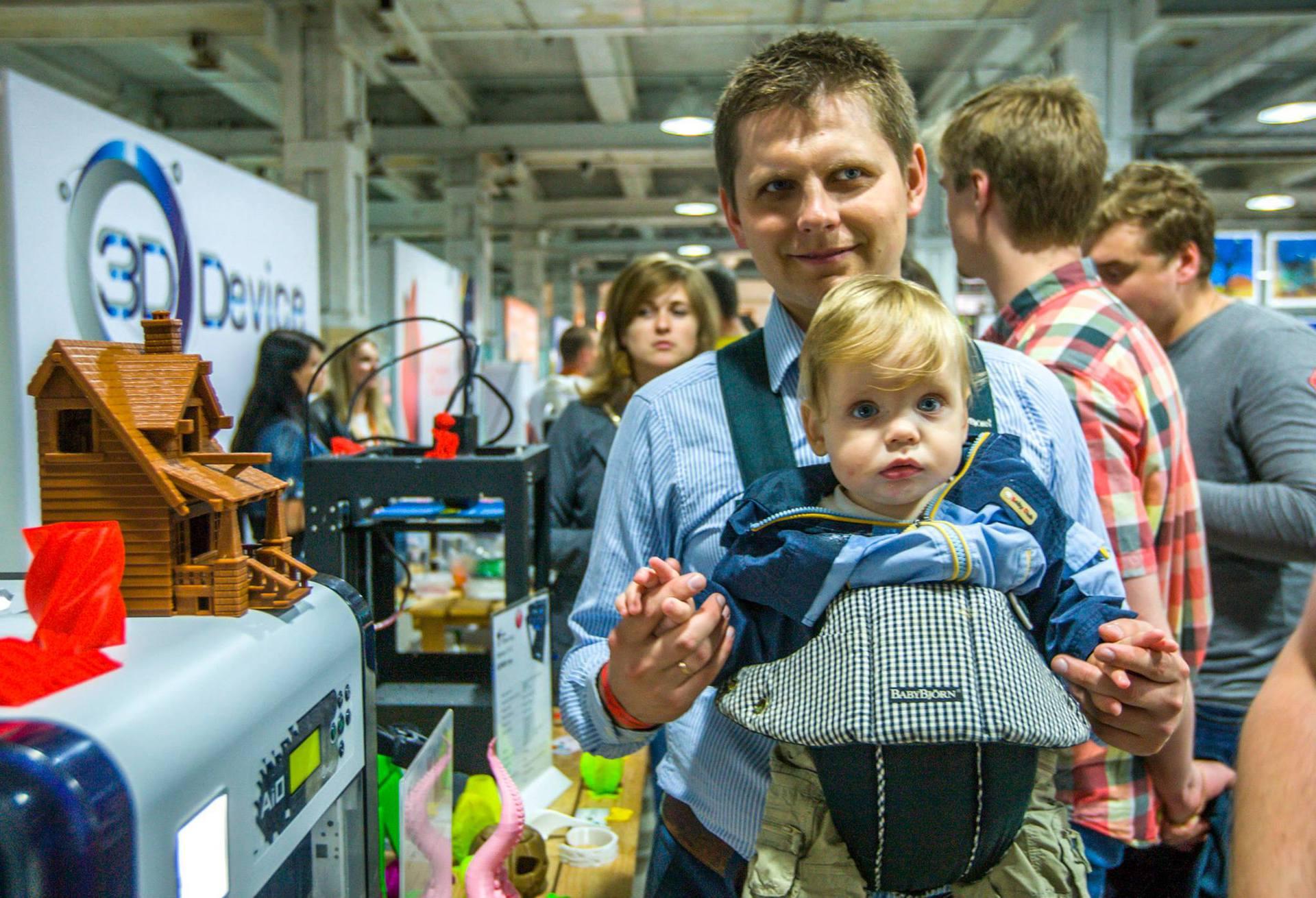 Как прошел первый в Украине фестиваль творчества и инноваций Make It Show - 27