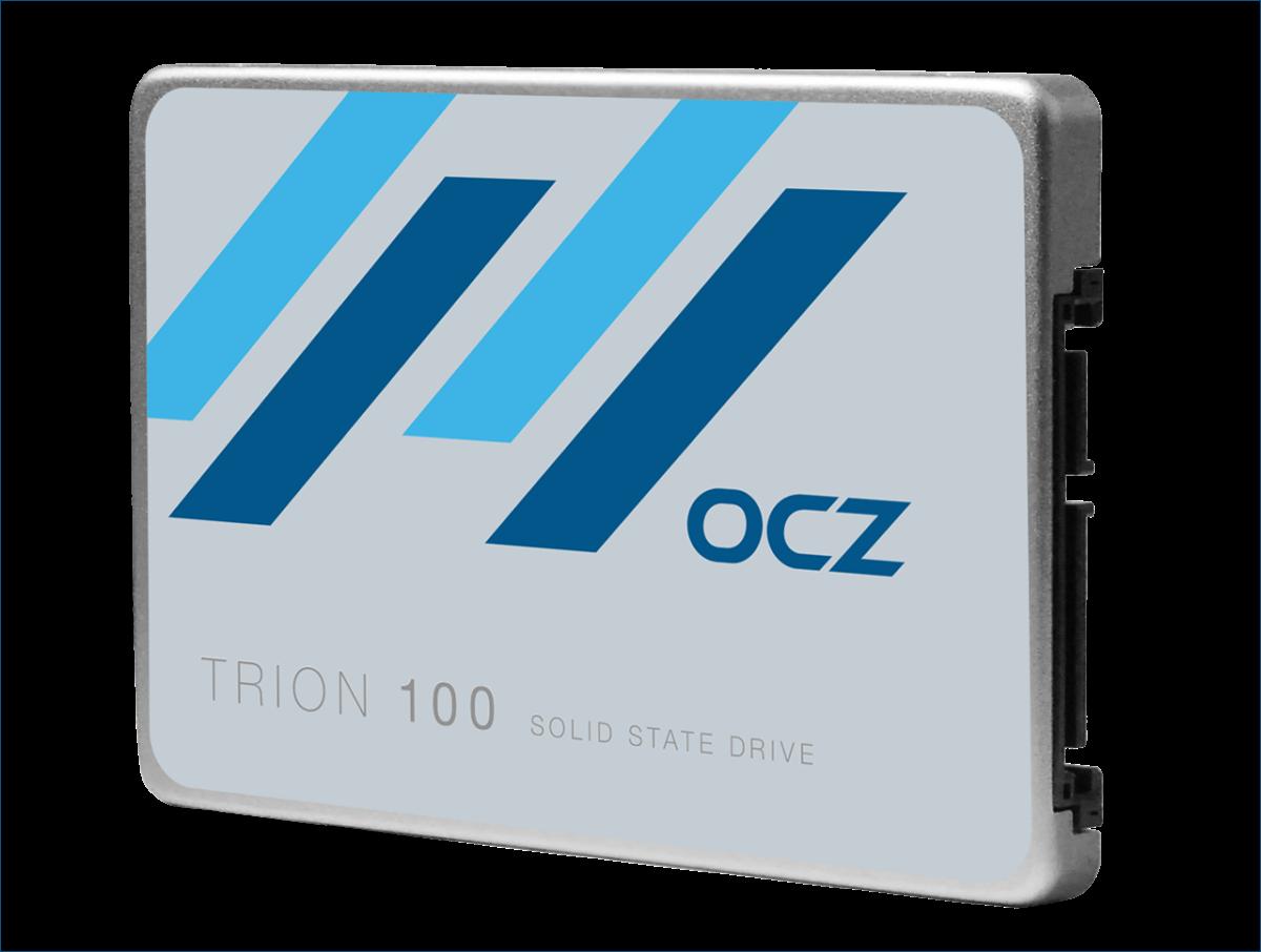 Новые твердотельные накопители Trion 100 от компании OCZ - 5