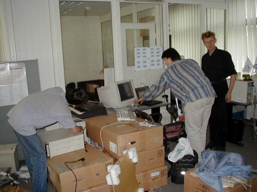Алексей Кривенков: «Мои друзья продали мне домен Mail.ru за 500 долларов» - 6