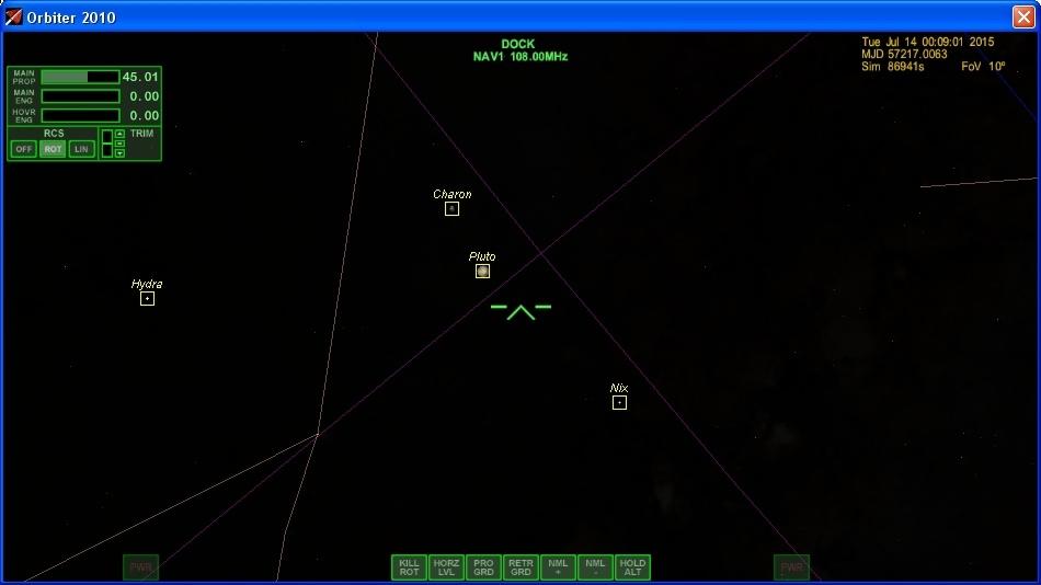 Пролетаем Плутон с «Новыми Горизонтами» - 17