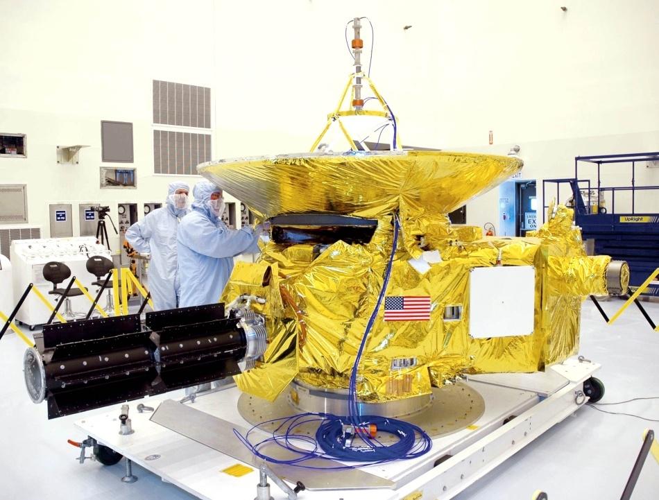 Пролетаем Плутон с «Новыми Горизонтами» - 2