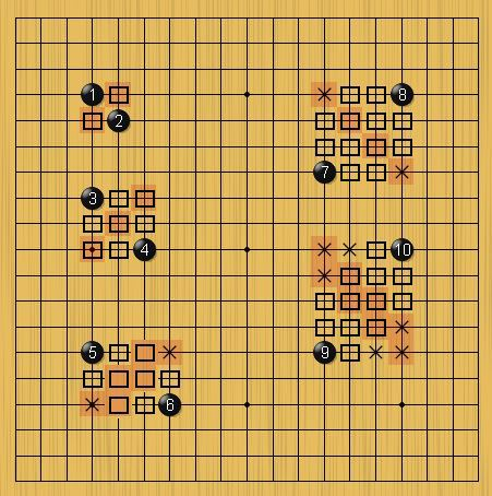 В игре Го можно увидеть больше оттенков серого (продолжение №2 — Зеркало, №3 — Дырки) - 8