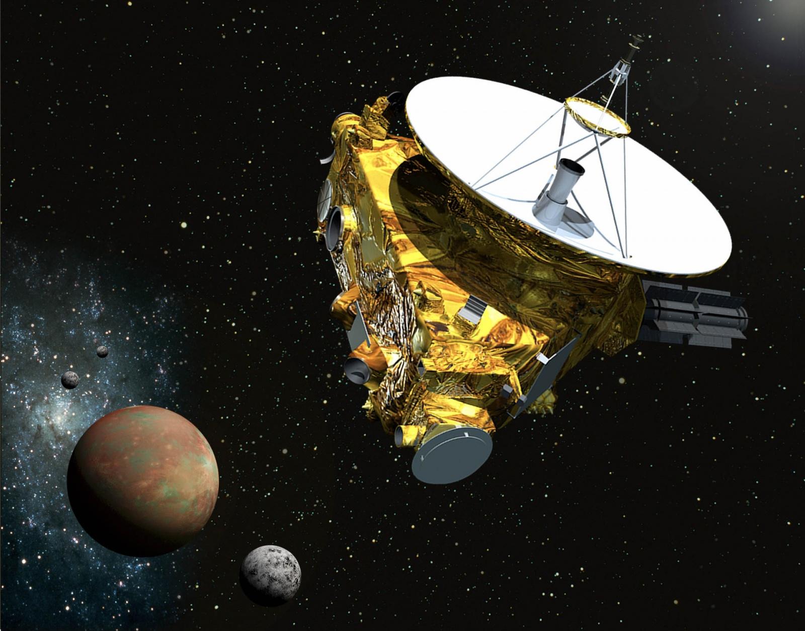 Как далеко простираются Новые Горизонты Солнечной Системы - 6