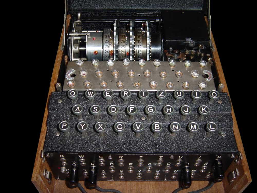 Шифровальную машину нацистов Enigma продадут на аукционе - 2