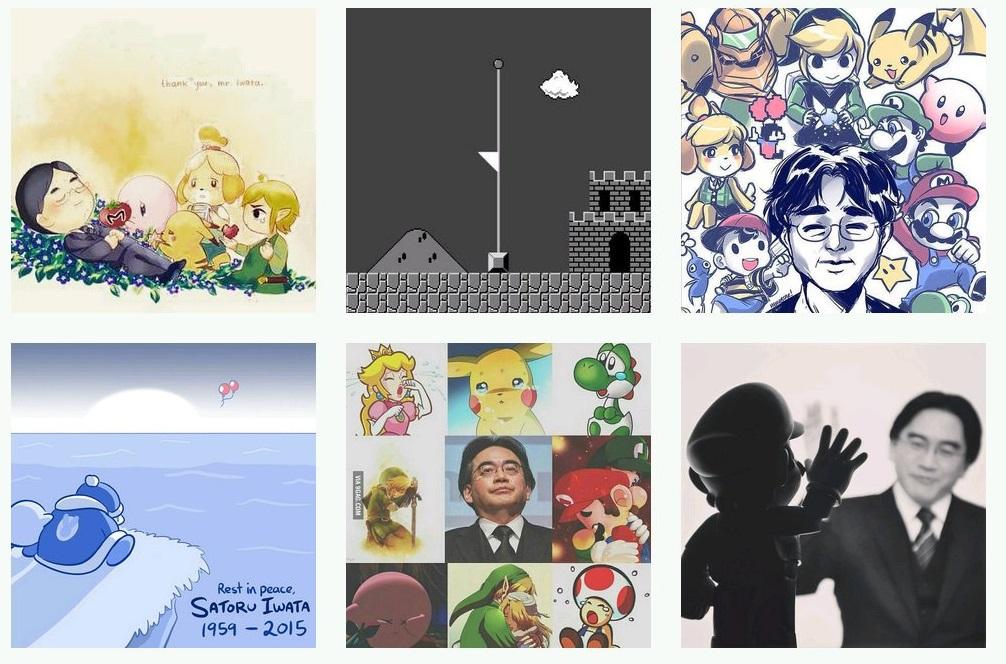 Скончался глава Nintendo Сатору Ивата - 1
