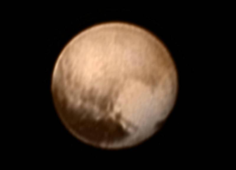 Завтра New Horizons подойдет к Плутону на минимальное расстояние - 3