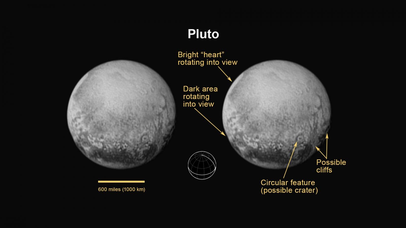 Завтра New Horizons подойдет к Плутону на минимальное расстояние - 5