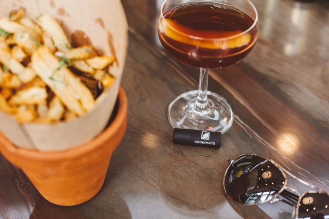 DrinkMate — миниатюрный алкотестер для iPhone - 1