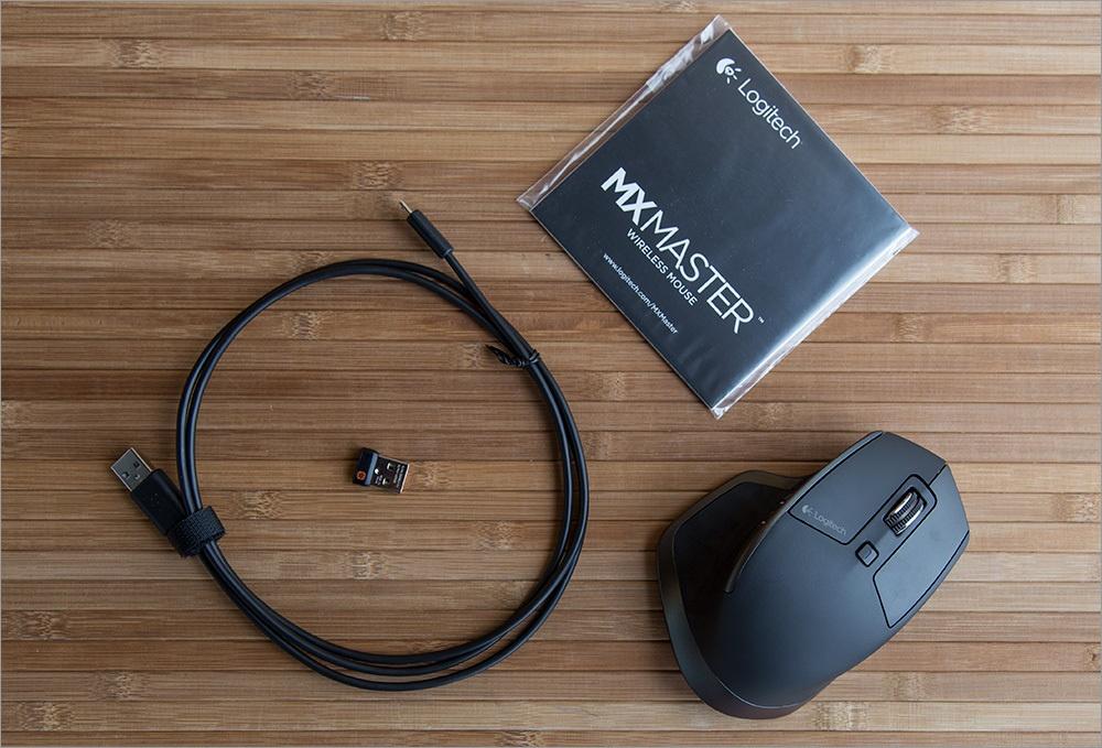 «Мисс Эргономика» в третьем поколениии – обзор Logitech MX Master - 5