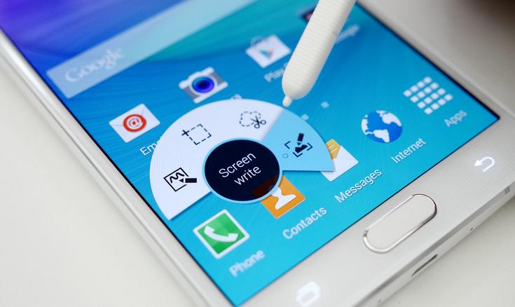 Samsung Galaxy Note 5 наделят 4 ГБ оперативной памяти LPDDR4
