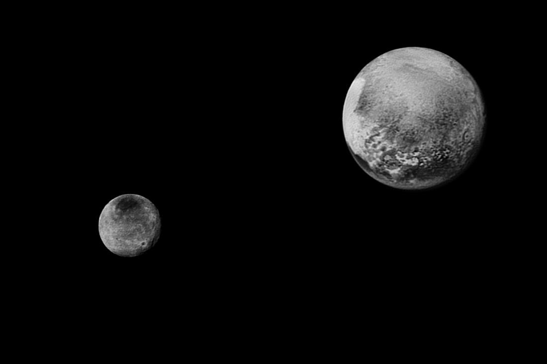 Свидание с Плутоном сегодня - 1