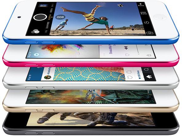 Цена iPod touch с 16 ГБ флэш-памяти равна $199