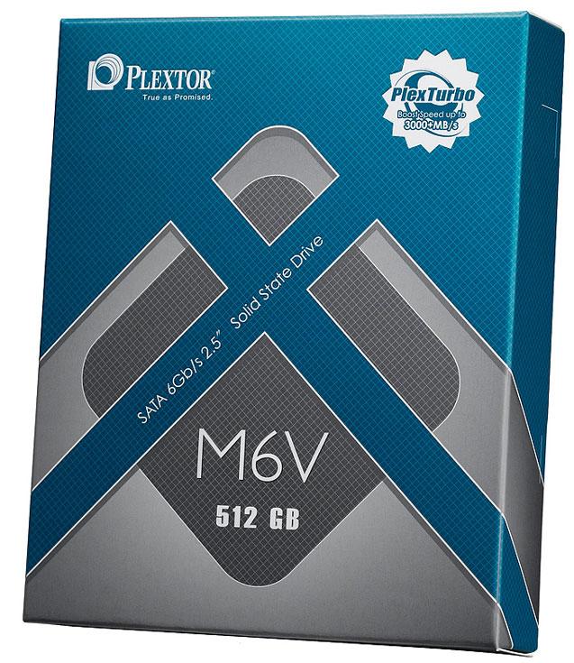 Твердотельные накопители Plextor M6V замечены в продаже