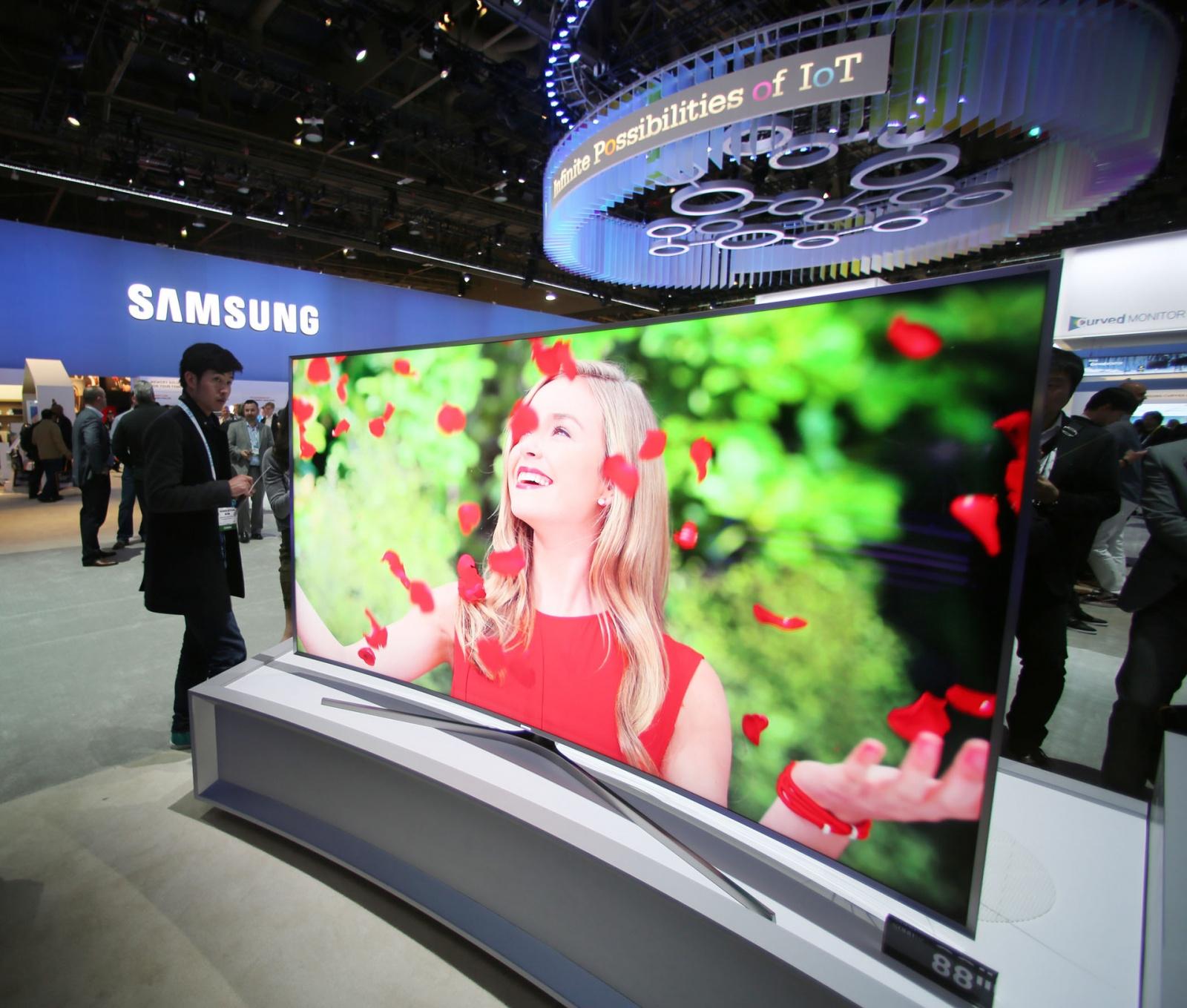 Телевизоры будущего Samsung SUHD — уже в России - 13