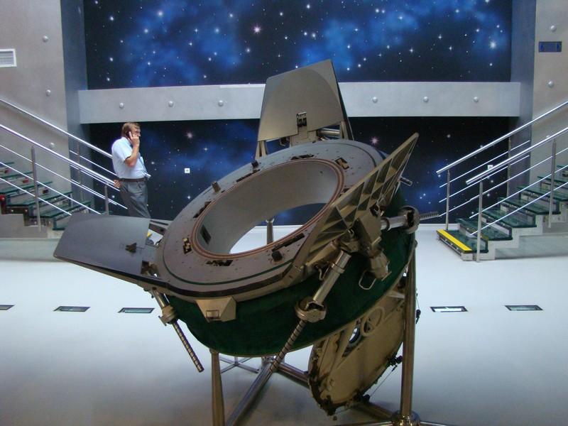 40 лет со дня первой стыковки Союза и Аполлона - 3